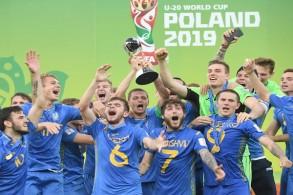 أوكرانيا تهزم كوريا الجنوبية وتتوج بلقب كأس العالم للشباب