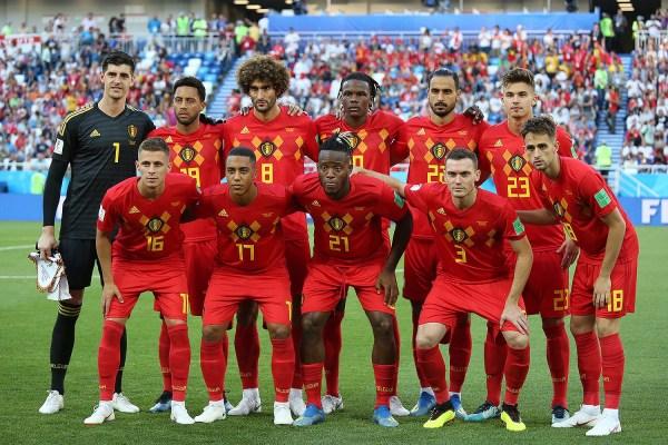 بلجيكا تحتفظ بصدارة التصنيف الدولي
