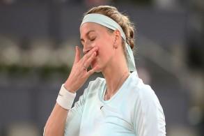 الإصابة تحرم كفيتوفا من فرصة الدفاع عن لقبها في دورة برمنغهام