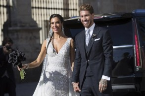 زفاف المشاهير لراموس وروبيو