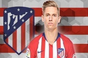 ماركوس ليورنتي من ريال مدريد إلى أتلتيكو مدريد