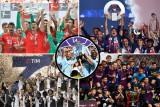 أبطال الدوريات الأوروبية الكبرى احتفظوا بألقابهم للمرة الأولى منذ عام 2006