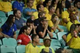 خيبة أمل الجماهير البرازيلية في كوبا أميركا.. في صور