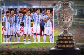 منتخب الأرجنتين لم يخسر أي مباراة خلال الأشواط الأصلية منذ خسارته لنهائي البطولة في بوليفيا عام 2007
