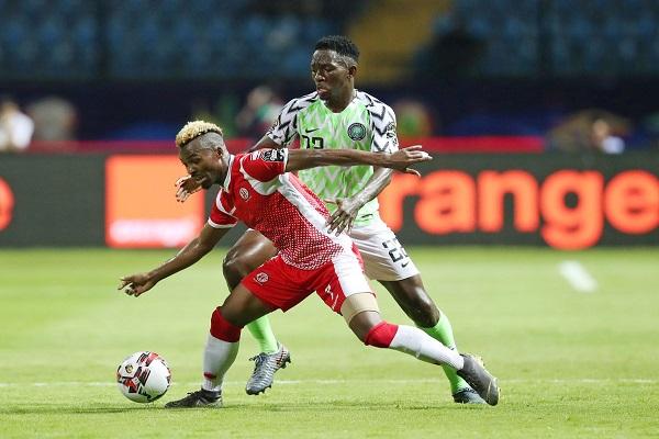 ايغهالو ينقذ نيجيريا من فخ بوروندي