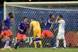 كولومبيا تفاجئ الأرجنتين وتعادل فنزويلا مع البيرو