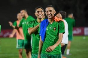 زياش يحمل آمال المغاربة في (كان) مصر