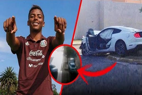 مالك كان يقود بسرعة عندما صدمت سيارته فورد سيارة صغيرة ما ادى الى مقتل شخصين بداخلها