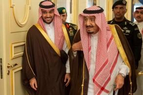 الملك سلمان يستقبل رئيس هيئة الرياضة ورؤساء الأندية