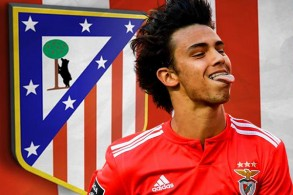 قدم أتلتيكو مدريد عرضا بقيمة 126 مليون يورو لضم مهاجم بنفيكا البرتغالي جواو فيليكس