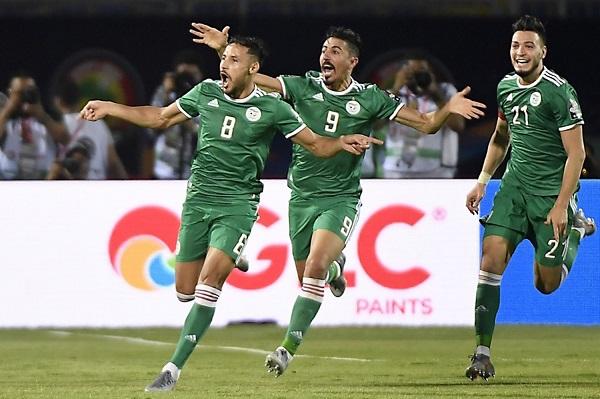 الجزائر لتأكيد مكانتها الأفضل في أمم إفريقيا 2019: