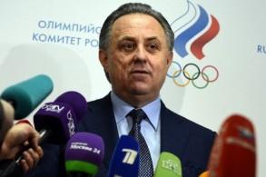 تمت تنحية موتكو عن الملف الرياضي في الحكومة الروسية في ايار/مايو 2018