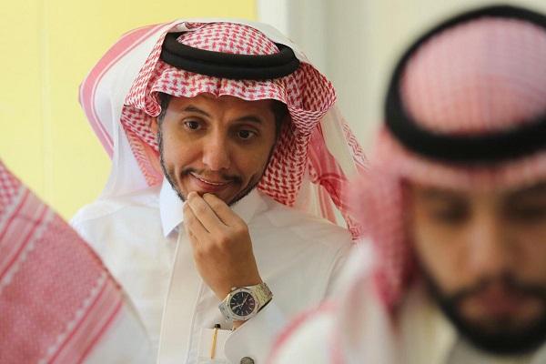 انتخاب صفوان السويكت رئيسا لنادى النصر السعودي