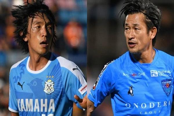 يوكوهاما الياباني يضم أكبر ثنائي في تاريخ كرة القدم