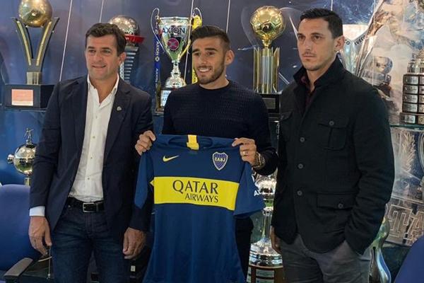 عاد سالفيو الى بلاده بعد تسعة أعوام من مغادرته لانوس إلى إسبانيا