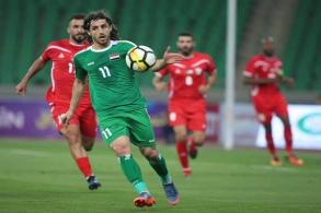 العراق ولبنان يفتتحان النسخة التاسعة من بطولة غرب آسيا