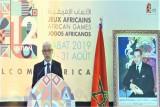 الطالبي العلمي: المغرب رفع تحدي تنظيم الألعاب الأفريقية