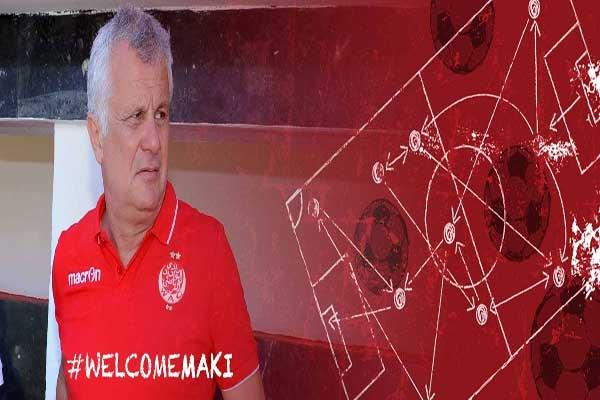 الصربي زوران مانولوفيتش مدربًا جديدًا للوداد البيضاوي
