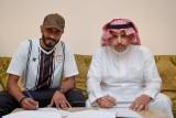 الشباب يعلن تعاقده مع الحارس عبدالله العويشير على سبيل الإعارة