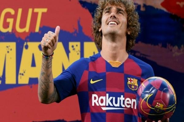 غريزمان يعتبر أن موقف اتلتيكو من انتقاله إلى برشلونة