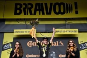 لم يسبق ليايتس أن فاز بأي مرحلة في الطواف الفرنسي