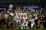 الجزائر تجدد فوزها على السنغال وتتوج بلقب كأس الأمم الإفريقية