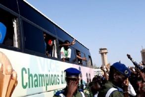 عودة مظفرة لأسود السنغال