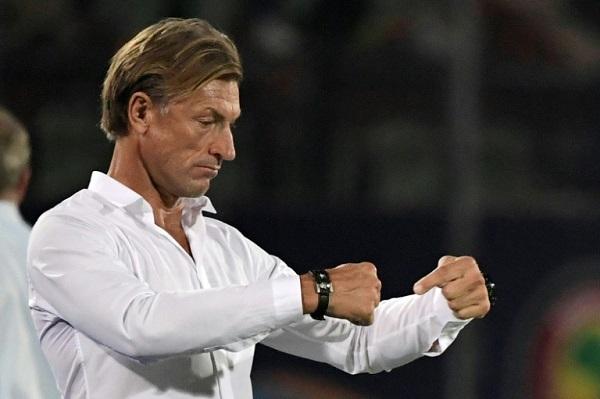 المدرب الفرنسي رونار يعلن رحيله عن المنتخب المغربي لكرة القدم