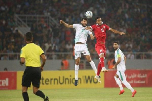 فوز افتتاحي للعراق على لبنان في بطولة غرب آسيا