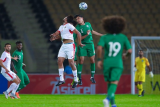 ثلاثية شرفية للأردن بمرمى السعودية في بطولة غرب آسيا