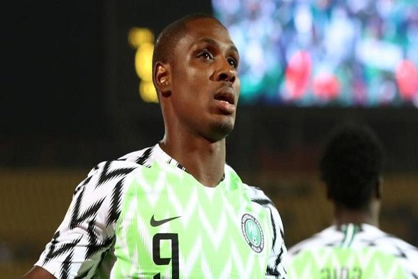 النيجيري أوديون إيغهالو، هداف كأس أمم إفريقيا لكرة القدم 2019