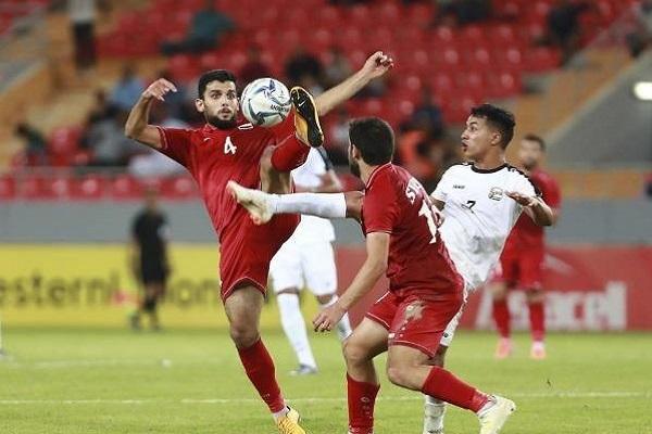 تعادل سوري مخيب أمام اليمن في بطولة غرب آسيا