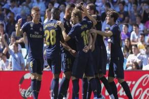 يبل الأساسي يقود ريال مدريد إلى فوز افتتاحي على سلتا فيغو