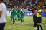 العراق يلحق بالبحرين إلى النهائي وفوز معنوي لفلسطين على سوريا