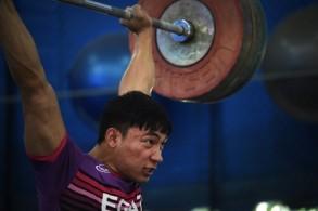 تعد رفع الاثقال من انجح الرياضات الاولمبية في تايلاند