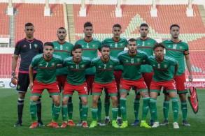 منتخب المغرب لأقل من 23 سنة