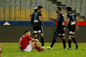 بيراميدز يواصل تفوقه على الأهلي ويطيح به من كأس مصر