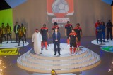 الأندية السعودية تكشف عن أطقمها للموسم الجديد في حفل تدشين الدوري