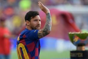 برشلونة يأمل في عودة طارئة لميسي