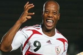 وفاة لاعب الزمالك السابق الغاني أغوغو عن 40 عاما