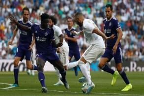 غوارديولا يسقط ريال مدريد في فخ التعادل