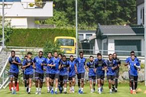 فان مارفيك يستدعي 27 لاعبا لمنتخب الامارات استعدادا للقاء ماليزيا