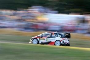 تقدم تاناك في معظم مراحل السباق البالغ عددها 19 والتي أقيمت في وادي موسيل في ألمانيا