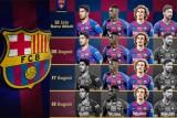 إصابة لاعبي خط الهجوم تدفع بإدارة برشلونة للإسراع في استقطاب نيمار