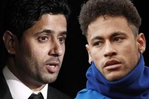 المصالحة بين النادي الباريسي واللاعب البرازيلي اصبحت غير مستبعدة