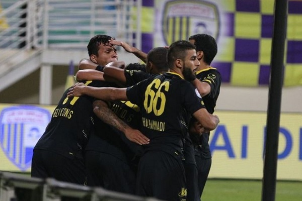 الوصل يحقق انتصاره الأول في الدوري الإماراتي