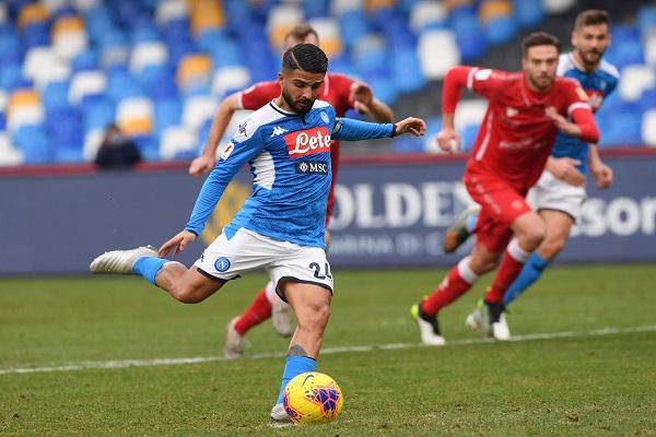 تأهل لاتسيو ونابولي وإنتر ميلان إلى ربع نهائي كأس إيطاليا