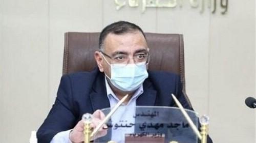 وزير الكهرباء العراقي ماجد حنتوش