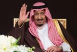 الملك سلمان بن عبد العزيز في افتتاح القمة الخليجية