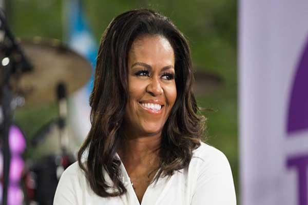 السيدة الأميركية الأولى السابقة ميشال أوباما